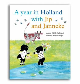 Querido A year in Holland with Jip and Janneke (ENG)