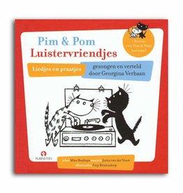 Rubinstein Pim & Pom Luistervriendjes (Dutch book with CD)