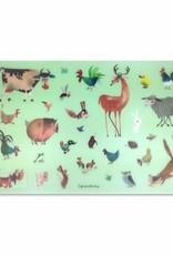 Bekking & Blitz Placemat, Animals - Fiep Westendorp
