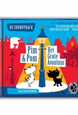 Fiep Amsterdam BV Music CD 'Pim and Pom, Het Grote Avontuur' (in Dutch) - Mies Bouhuys and Fiep Westendorp