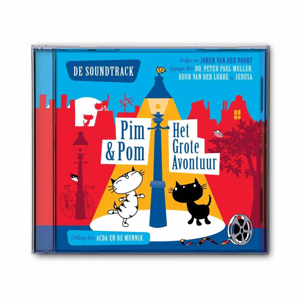 Fiep Amsterdam BV Muziek CD 'Pim en Pom, Het Grote Avontuur' - Mies Bouhuys en Fiep Westendorp