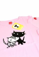 Fiep Amsterdam BV T-Shirt Pim en Pom, roze - Mies Bouhuys & Fiep Westendorp