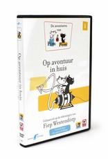 Fiep Amsterdam BV DVD (in Dutch)- Pim and Pom Part 1 - 'Op avontuur in huis'