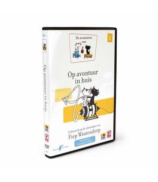 Fiep Amsterdam BV DVD (in Dutch) - Pim & Pom Part 1: 'Op avontuur in huis'