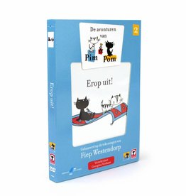 Fiep Amsterdam BV DVD (in Dutch) - Pim & Pom Part 2: 'Erop uit!'