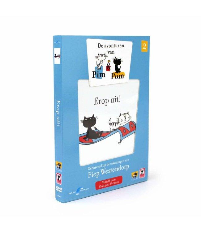 Fiep Amsterdam BV DVD (in Dutch) - Pim & Pom Part 2: 'Erop uit!'