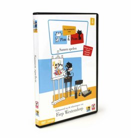 Fiep Amsterdam BV DVD (in Dutch) - Pim & Pom Part 4: 'Samen Spelen'