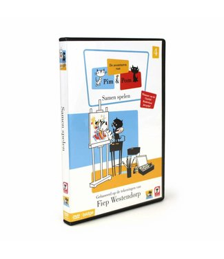 Fiep Amsterdam BV DVD - Pim & Pom Deel 4: 'Samen Spelen'