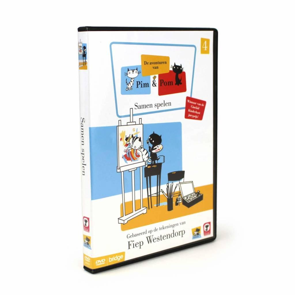 Fiep Amsterdam BV DVD (in Dutch) - Pim and Pom Part 4 - 'Samen Spelen'