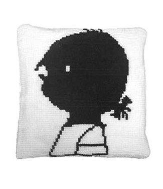 Handwerkpakketten Cross-stitch Set 'Janneke' Cushion