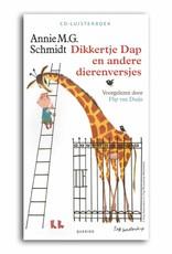 Querido Dikkertje Dap en andere dierenversjes - Annie M.G. Schmidt (CD-luisterboek)