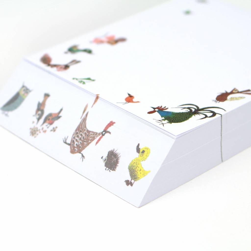 Bekking & Blitz Animals noteblock - Fiep Westendorp