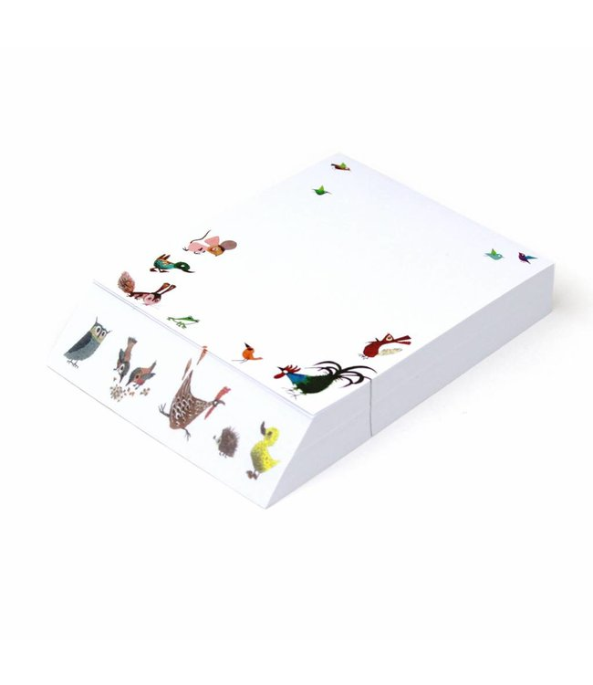 Animals noteblock - Fiep Westendorp