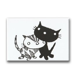Bekking & Blitz Pim and Pom Fridge Magnet