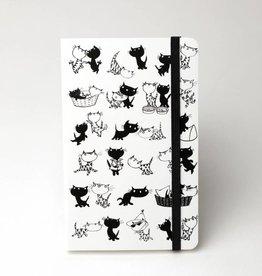 Bekking & Blitz Softcover Notebook A6, Pim & Pom