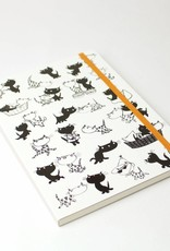 Bekking & Blitz Softcover Notebook A5, Pim & Pom, Fiep Westendorp