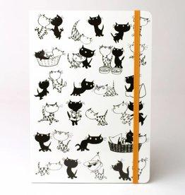 Bekking & Blitz Softcover Notebook A5, Pim & Pom