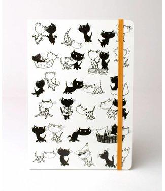 Bekking & Blitz Pim en Pom notitieboekje, A5