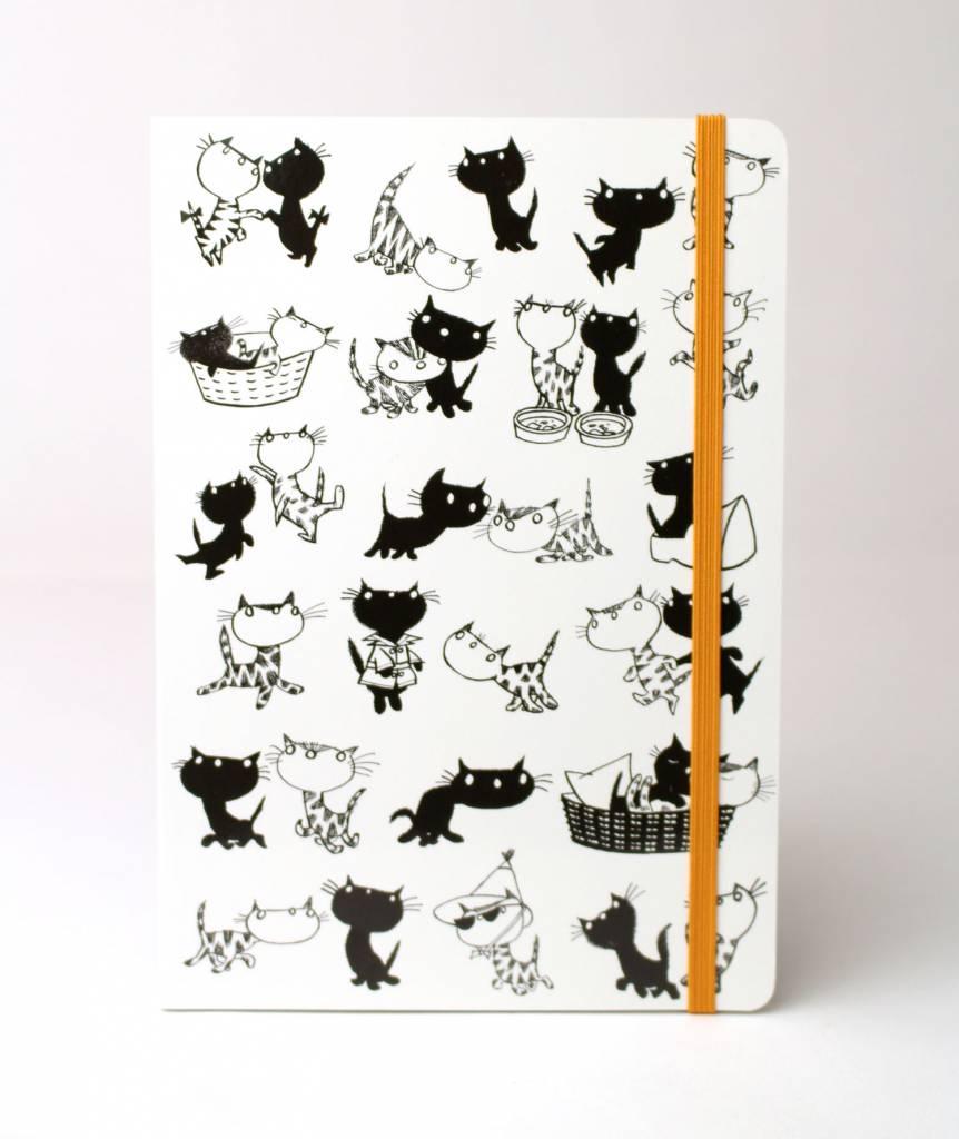 Bekking & Blitz Pim en Pom notitieboekje, A5 -Fiep Westendorp