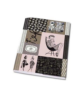 Bekking & Blitz Notebook A5 'Graphite'