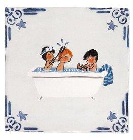 StoryTiles Fiep Westendorp Tile 'Tub-Time'