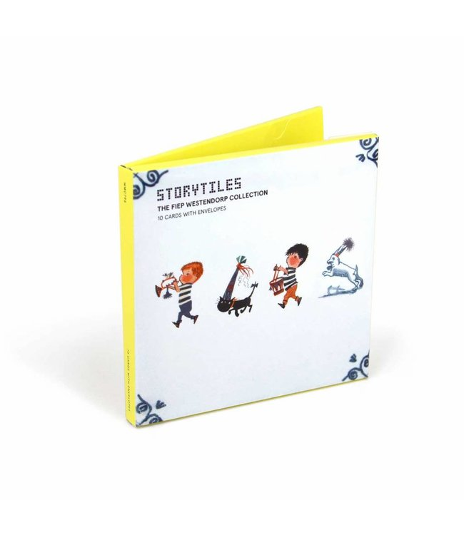 StoryTiles Ansichtkaartenmapje, StoryTiles Tegels