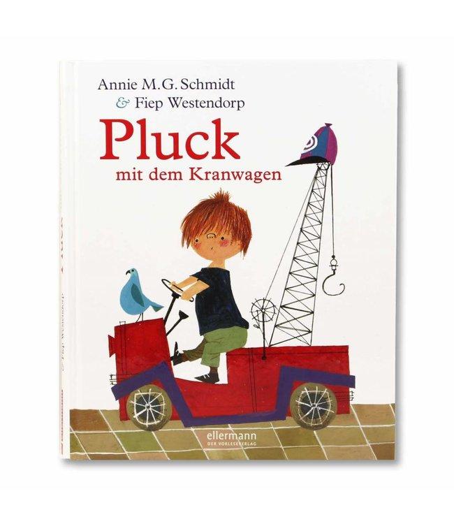 Pluck mit dem Kranwagen (GER) - Annie M.G. Schmidt