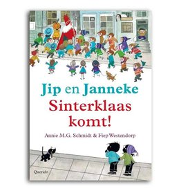 Querido Jip & Janneke - Sinterklaas komt! (in Dutch)