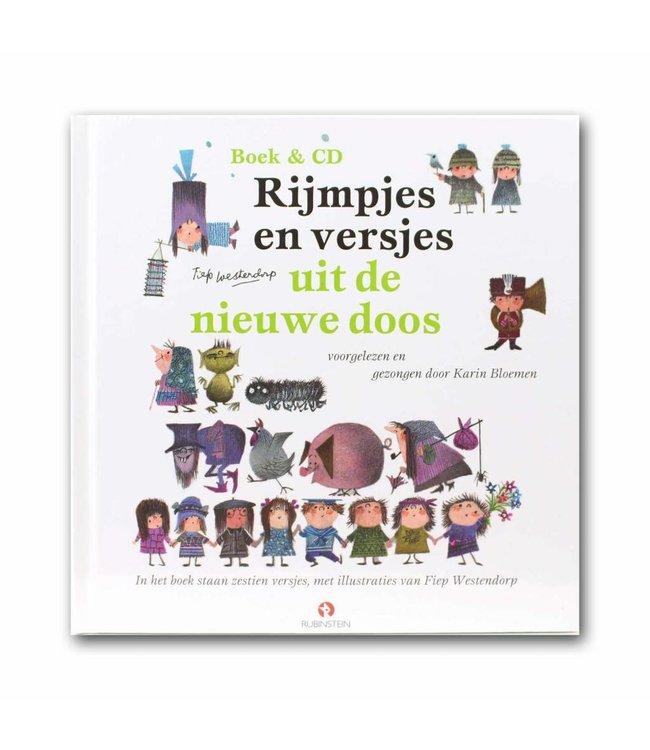 Rubinstein Rijmpjes en Versjes uit de nieuwe doos (CD)