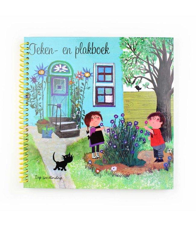 KimToys Fiep Westendorp Teken-en Plakboek