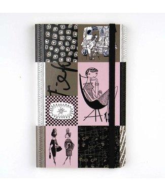 Bekking & Blitz Softcover Notebook A6,  'Graphite'