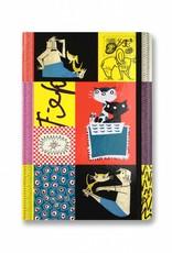 Bekking & Blitz Fiep Westendorp Notitieboekje A5, 'Colourful Fifties'