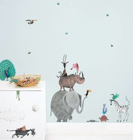 Kek Amsterdam Wall stickers Animals / Elephant (L)