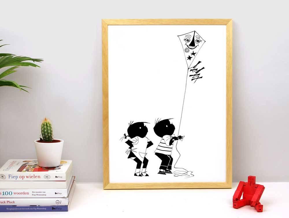 Fiep Westendorp posters: nu ook ingelijst verkrijgbaar!
