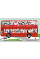 Bekking & Blitz 'Bus' XXL Card, Fiep Westendorp