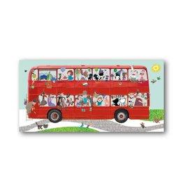 Bekking & Blitz 'Bus' XXL Kaart