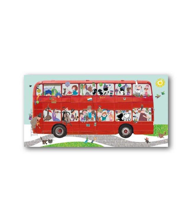 Bekking & Blitz 'Bus' XXL Card