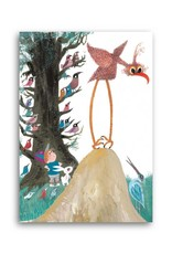 Bekking & Blitz 'Pluk with animals' Single Card, Fiep Westendorp