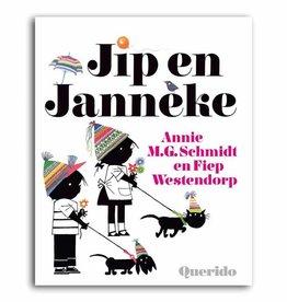 Querido Jip en Janneke Boek- Annie M.G. Schmidt, hardcover