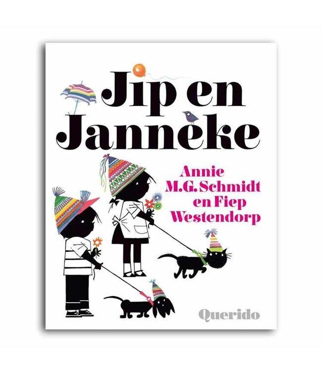 Jip en Janneke Boek - Annie M.G. Schmidt, hardcover