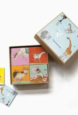 Studio Roof Memory Game 'Animals' - Fiep Westendorp