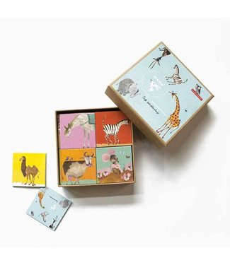 Studio Roof Memory Game 'Animals' - Fiep Westendorp