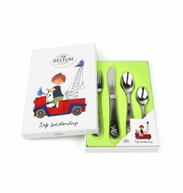 Keltum Children's Cutlery, Fiep Westendorp, set of 4