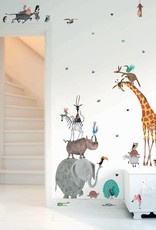 Kek Amsterdam XXL Animal Wall Stickers for kids rooms