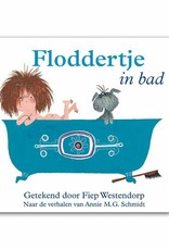 Querido Floddertje in bad (in bath) - Annie M.G. Schmidt and Fiep Westendorp