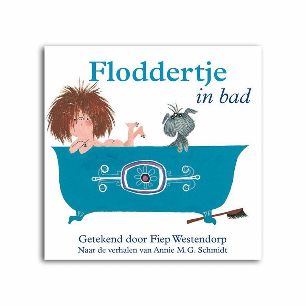 Querido Floddertje in bad - Annie M.G. Schmidt en Fiep Westendorp