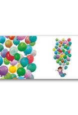 Bekking & Blitz 'Balloon Flight' XXL Card, Fiep Westendorp