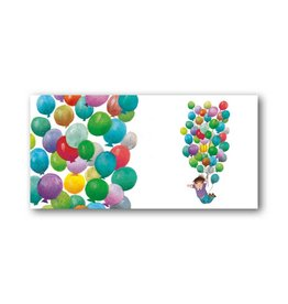Bekking & Blitz 'Ballonvaart' XXL Kaart