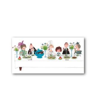 Bekking & Blitz 'Wedding Party' XXL Card