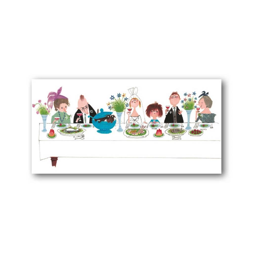 Bekking & Blitz 'Wedding Party' XXL Card, Fiep Westendorp